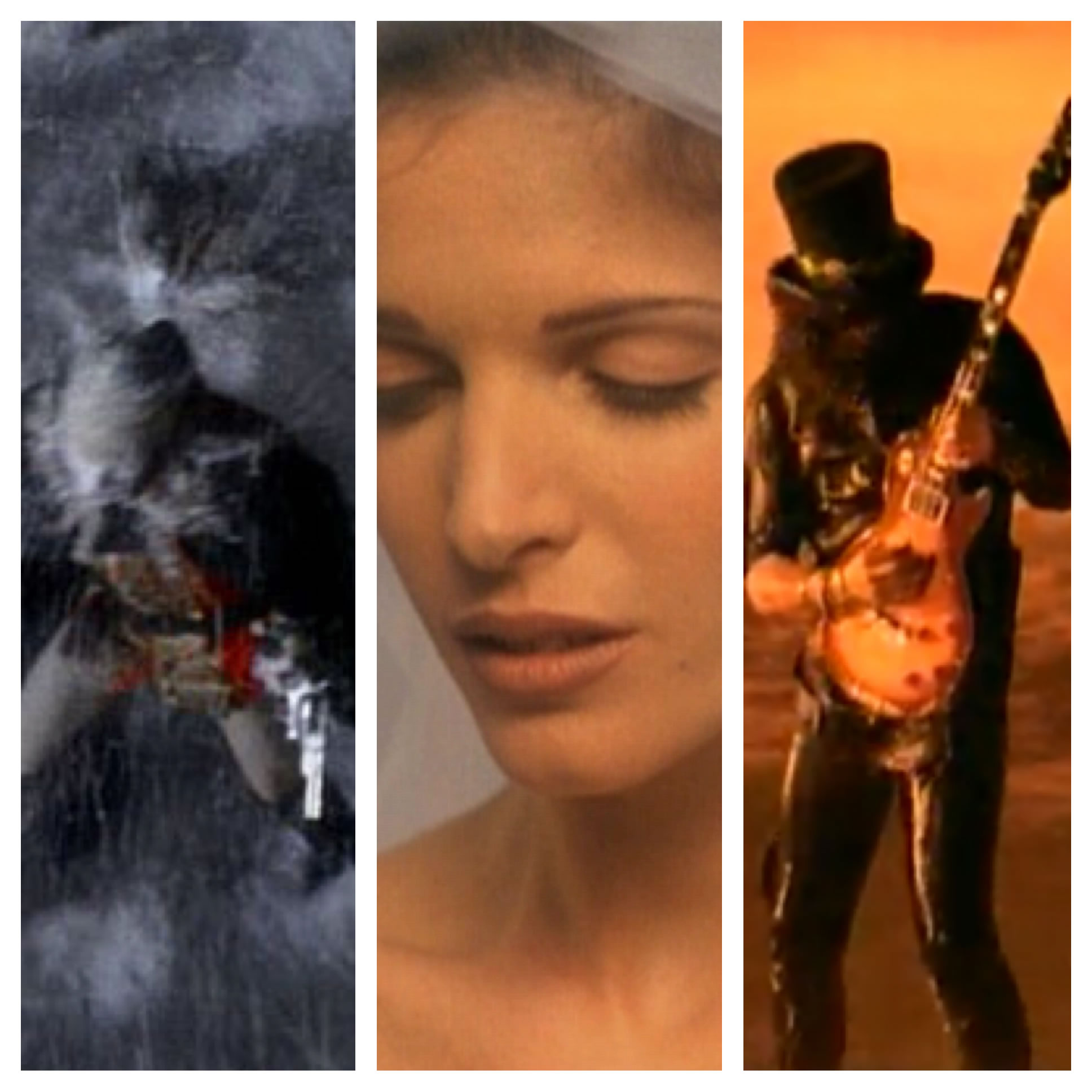 Understanding Guns N' Roses' Lopsided Video Trilogy