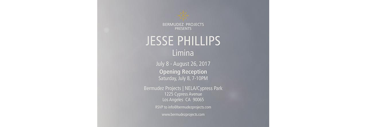 JESSE PHILLIPS   Limina